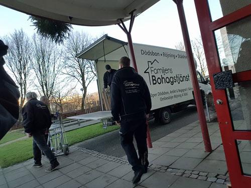 Flytt i Malmö med Bohagstjänst