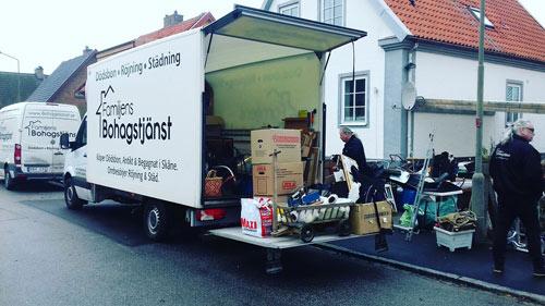Försäljning av dödsbo i Malmö
